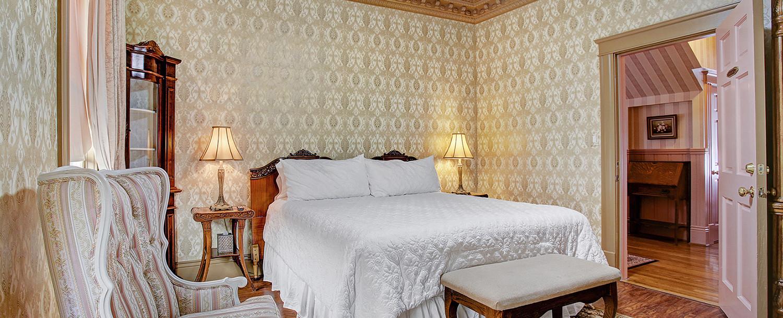 Sara's Inn | Bed and Breakfast Houston - Houston, Texas